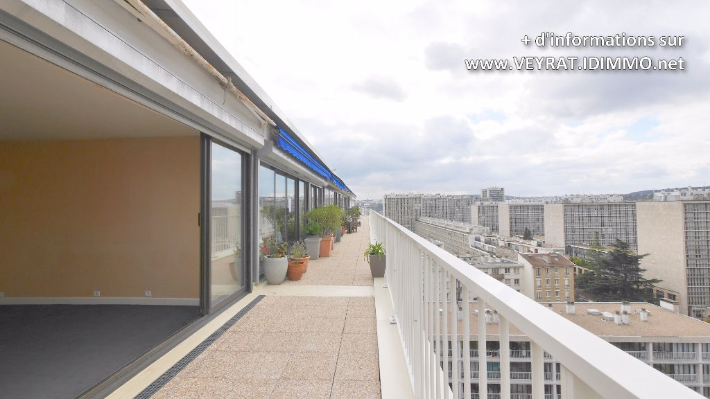 // VENDU // Appart. 2P 42,05m² terrasse + PK / Boulogne Billancourt / 365 000€ FAI