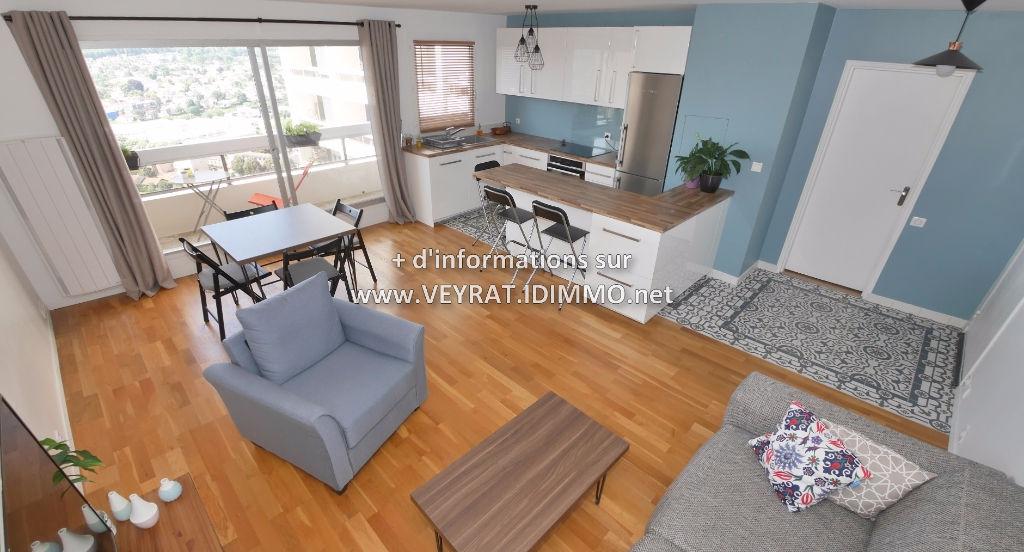 Appartement 3P 64m² PK / Issy-les-Moulineaux / 1 400 € CC / mois