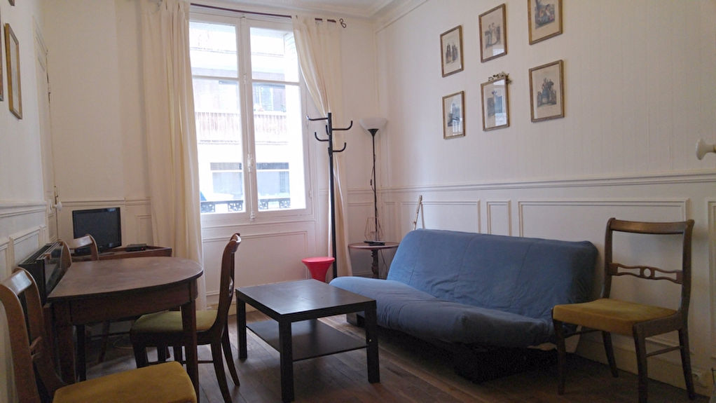 Appartement 3P 45,42 m² / Paris Convention / 382 000 €