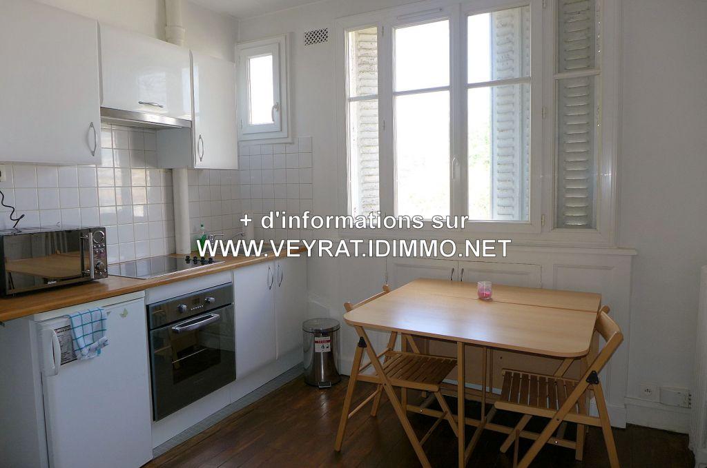 Appartement 2P 27,42m² / Boulogne-Bill. / 850€ CC/mois