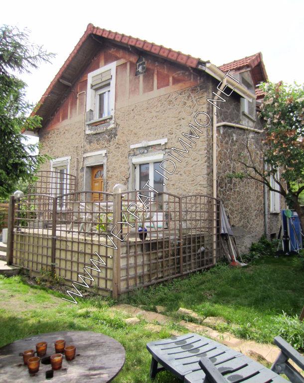 // VENDUE // Maison 157m² env. 4 ch. + jardin / Colombes / 520 000€ FAI