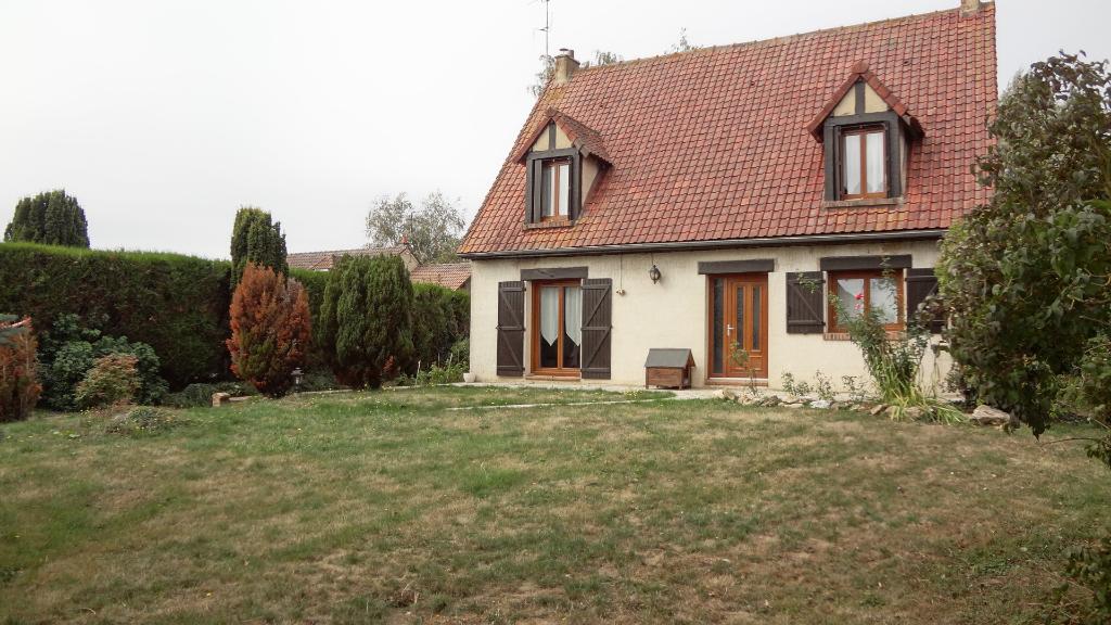 A vendre à Bû une maison de 115m² sur beau terrain !