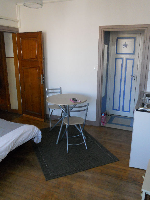 Appartement Brest 1 pièce(s) 17 m2