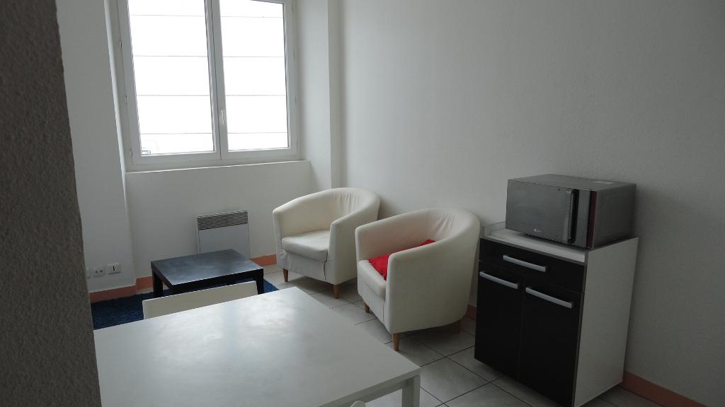 Appartement Brest 2 pièce(s) 23 m2