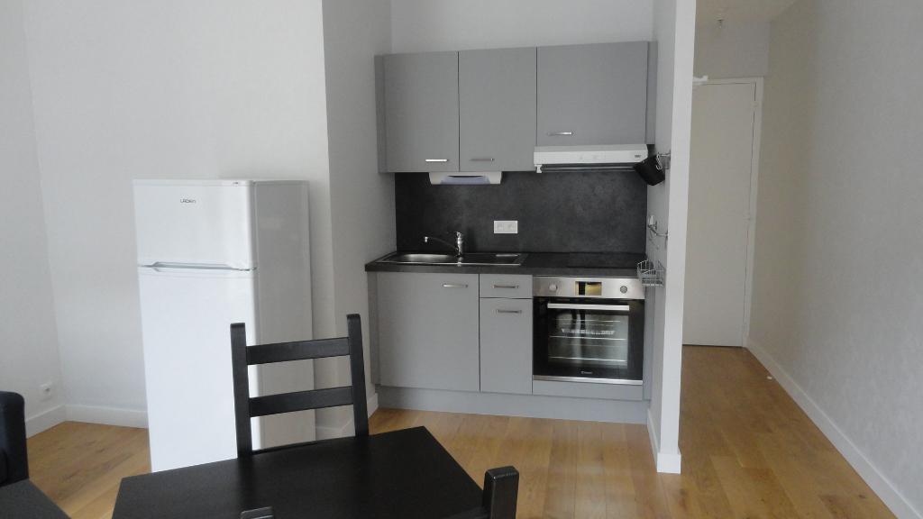 Appartement Brest 2 pièce(s) 30 m2