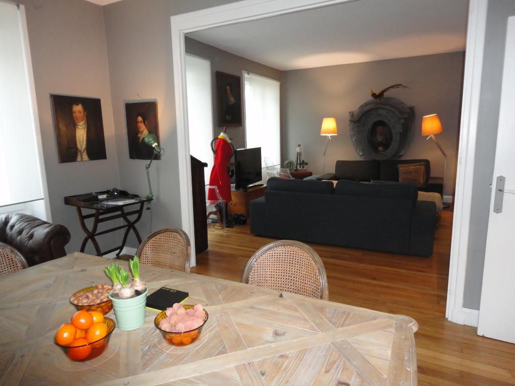 Brest plein centre, superbe T6, 4 chambres