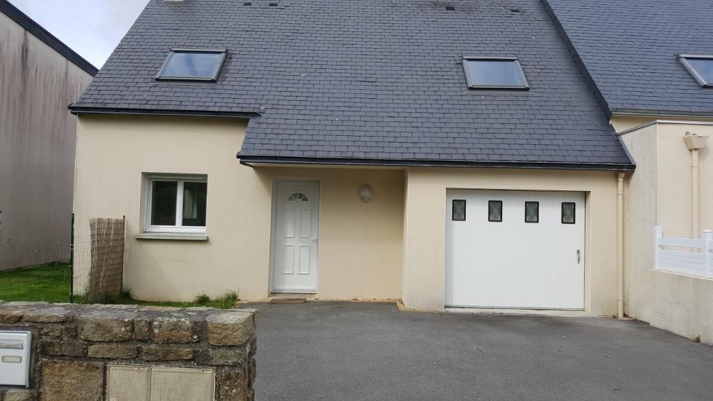 Brest, Lambé- Marregues-Tromeur, maison avec locataire en place