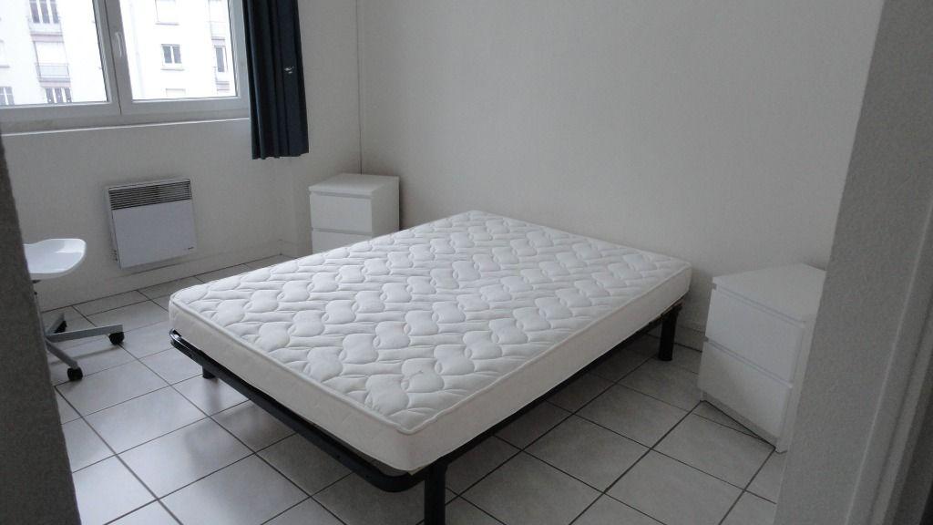 Appartement Brest 2 pièce(s) meublé 25 m2