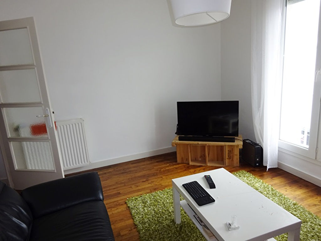 LOCATION BREST SAINT LOUIS APPARTEMENT T2 50.22 M² PROXIMITE TRAMWAY