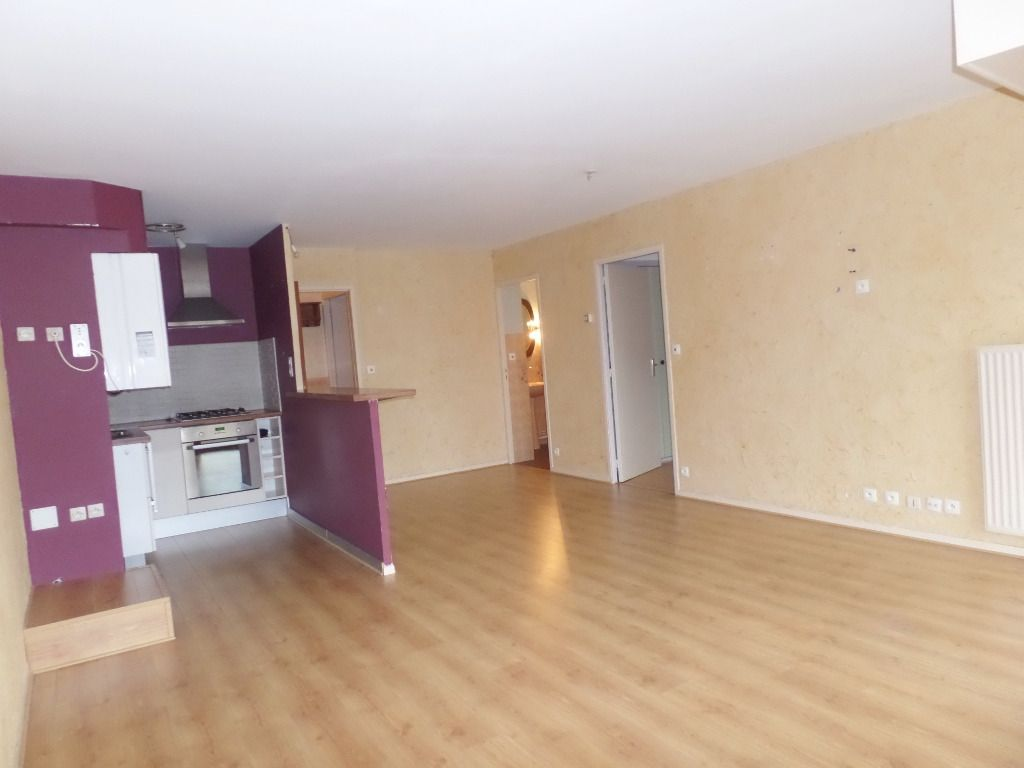 BREST  JAURES APPARTEMENT T3  57,70m²  ASCENSEUR