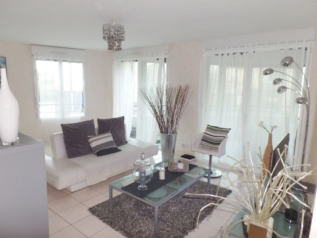 LOCATION BREST SAINT MARC  APPARTEMENT T4 81.20m² TERRASSE