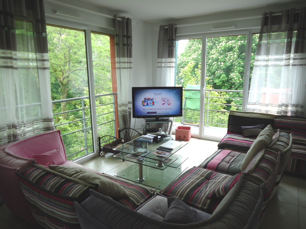 LOCATION BREST KERINOU APPARTEMENT T3 64,86 M² TERRASSE PLACE DE PARKING CAVE