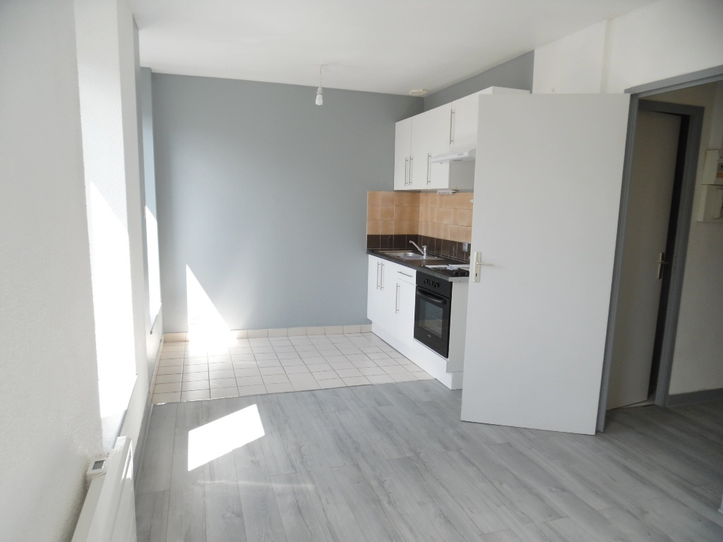 A VENDRE  EXCLUSIVITE  BREST  SAINT MICHEL  KERUSCUN  APPARTEMENT T1bis