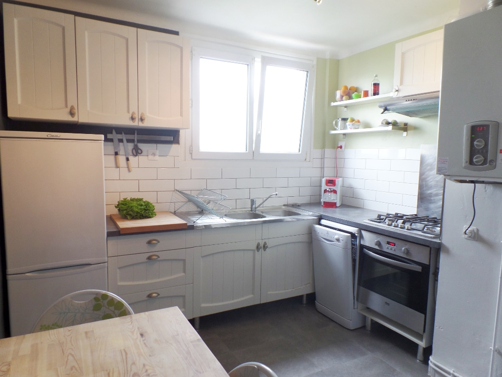 LOCATION RECOUVRANCE APPARTEMENT T4 71,19 M² TRES AGREABLE LUMINEUX GARAGE PROCHE ARSENAL