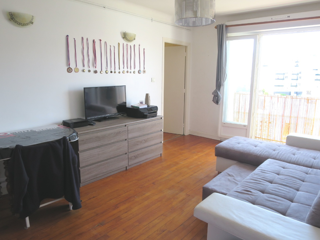 LOCATION BREST PRAT LÉDAN APPARTEMENT T3 de 50.34 m²
