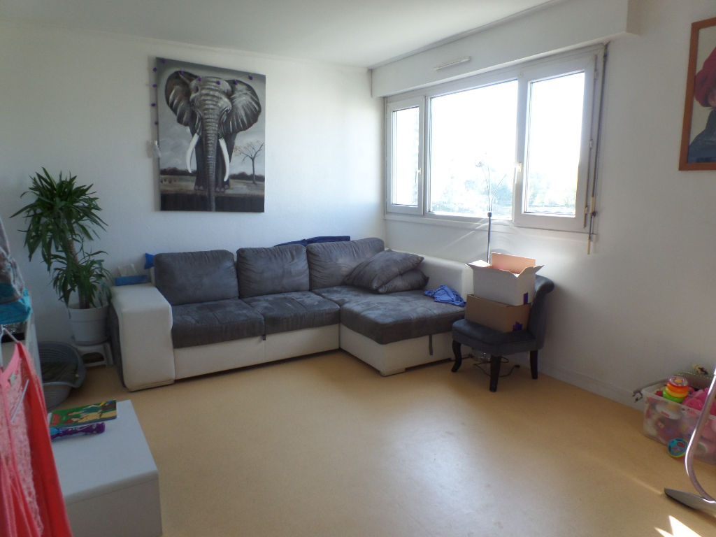 LOCATION BREST BELLEVUE APPARTEMENT T5  88.18 m² GARAGE