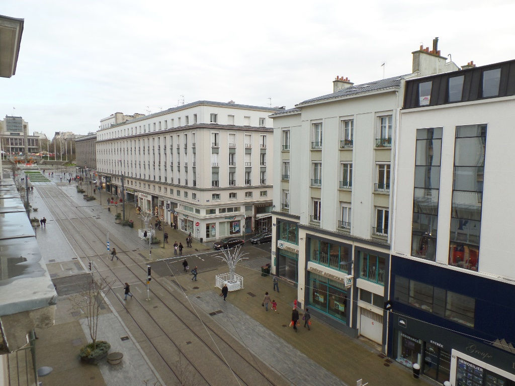 LOCATION BREST SIAM HYPERCENTRE APPARTEMENT T2 64.44 m²