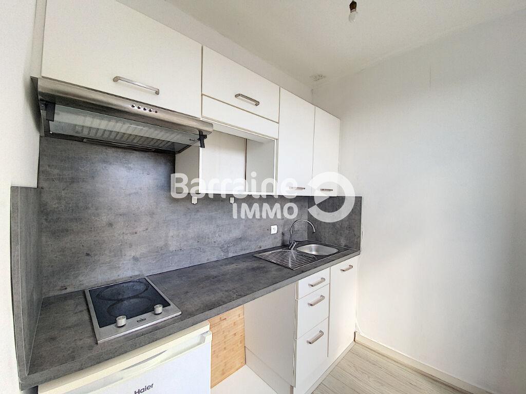 A LOUER BREST SAINT MARTIN APPARTEMENT T1 26.80 m²
