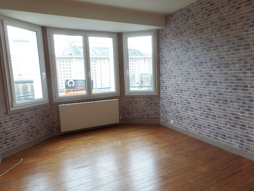 LOCATION BREST CENTRE FAC DE MEDECINE APPARTEMENT T2 58.27 M²