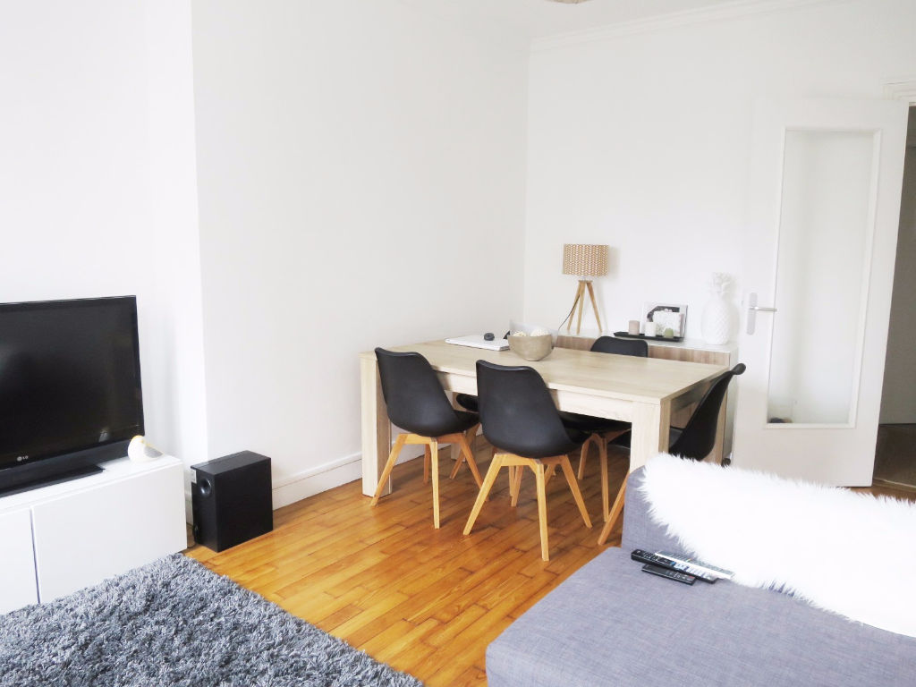 LOCATION BREST SIAM APPARTEMENT T4 72.60 M² ENTIEREMENT RENOVE