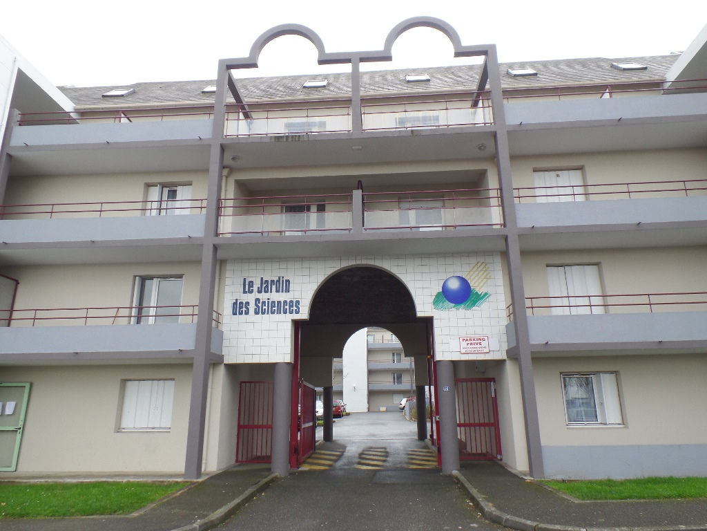 LOCATION  BREST  KERINOU  STUDIO  19M²  RESIDENCE ETUDIANTE