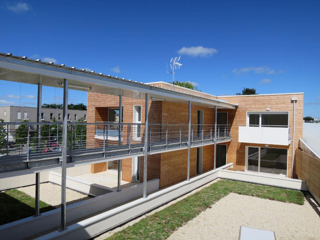 LOCATION BREST ROUTE DE GOUESNOU STUDIO DE 26,34 M² DERNIER ETAGE PROXIMITE ENSTA