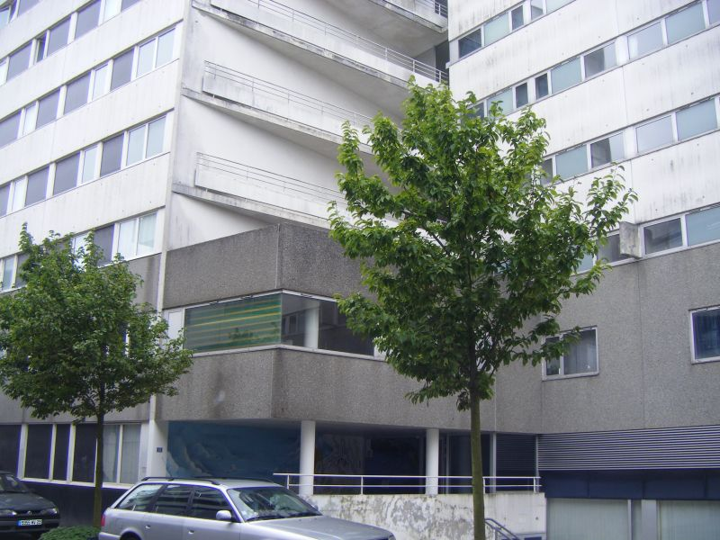 LOCATION  BREST CENTRE JAURES  STUDIO  17 M²  HYPER CENTRE   GARDIEN   ASCENSEUR