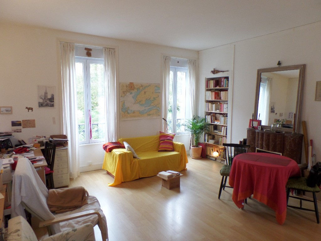 A VENDRE  EXCLUSIVITE  BREST  SAINT MICHEL / GAMBETTA  APPARTEMENT T2 41.50 m2
