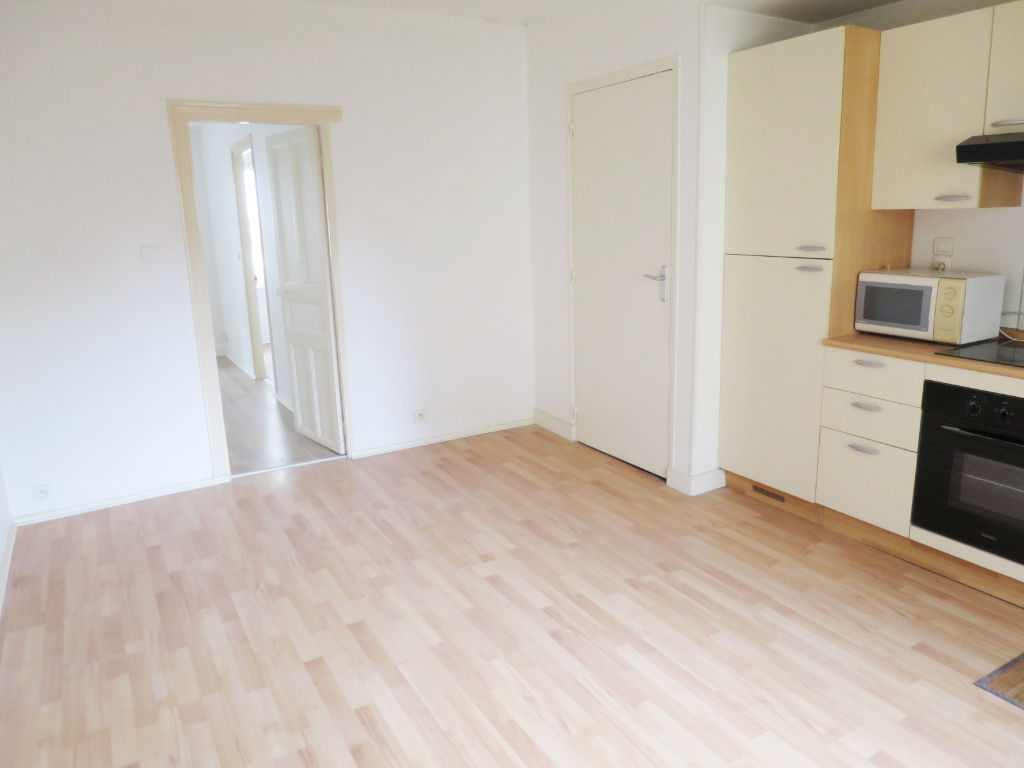 LOCATION BREST QUATRE MOULINS APPARTEMENT T1 BIS 39.09m²
