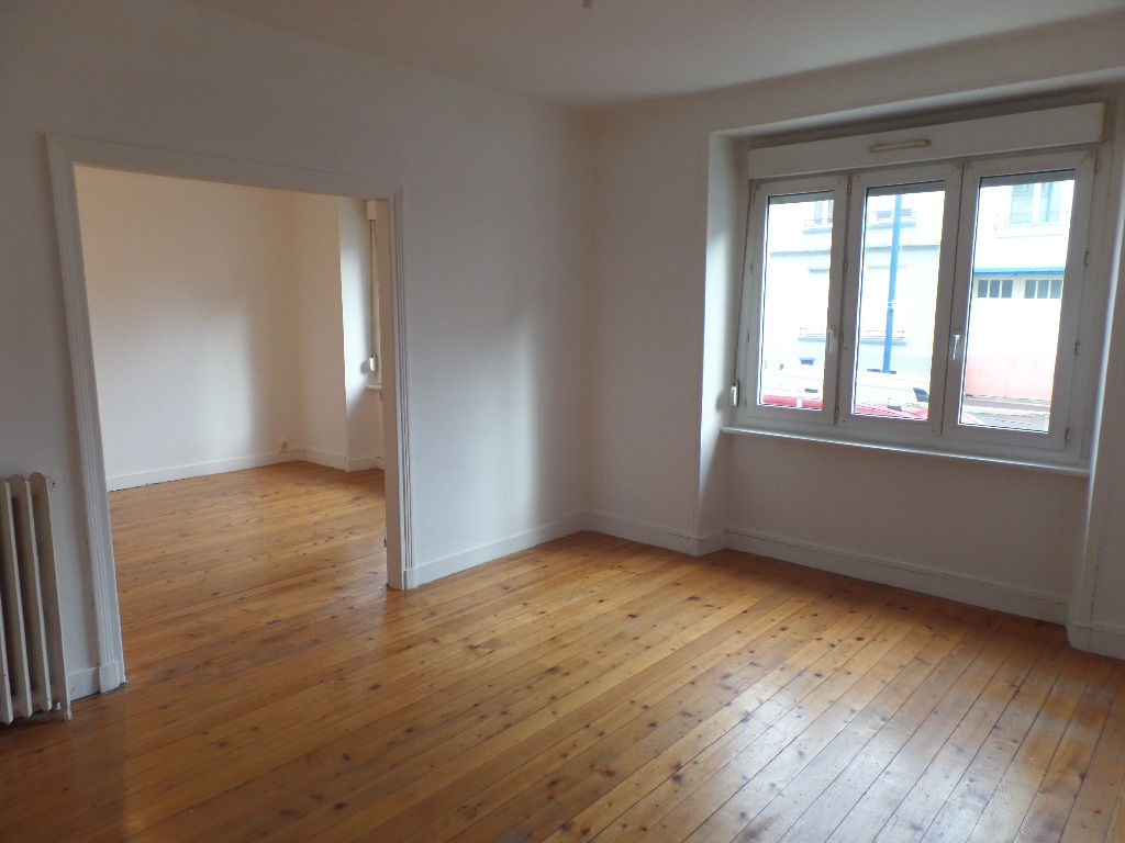 A VENDRE  BREST  FAC DE MEDECINE / GLASGOW  APPARTEMENT  T4 82m²  POSSIBILITE GARAGE