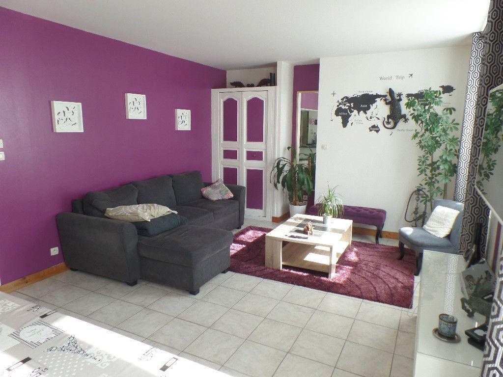 A VENDRE  BREST  PLACE DE STRASBOURG  APPARTEMENT T5  78 m2  3 CHAMBRES + BUREAU  TRES BON ETAT