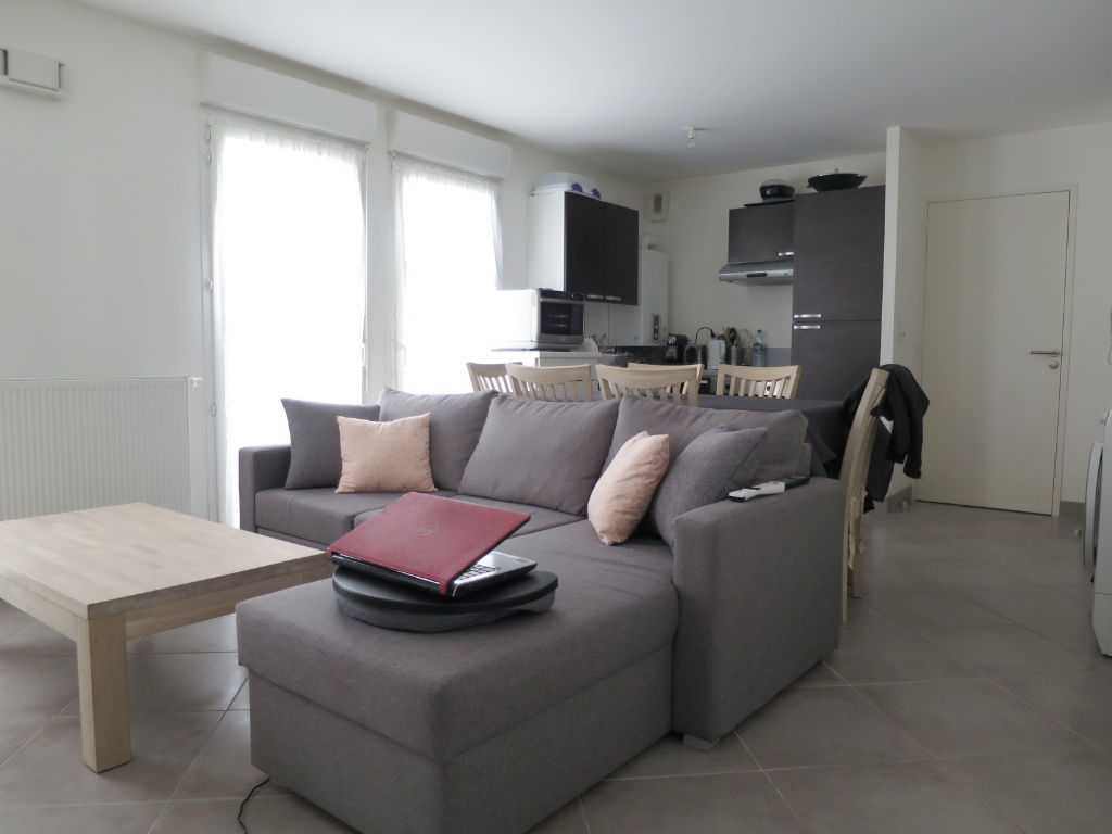 LOCATION BREST LE DOURJACQ APPARTEMENT T2 43m² RESIDENCE RECENTE
