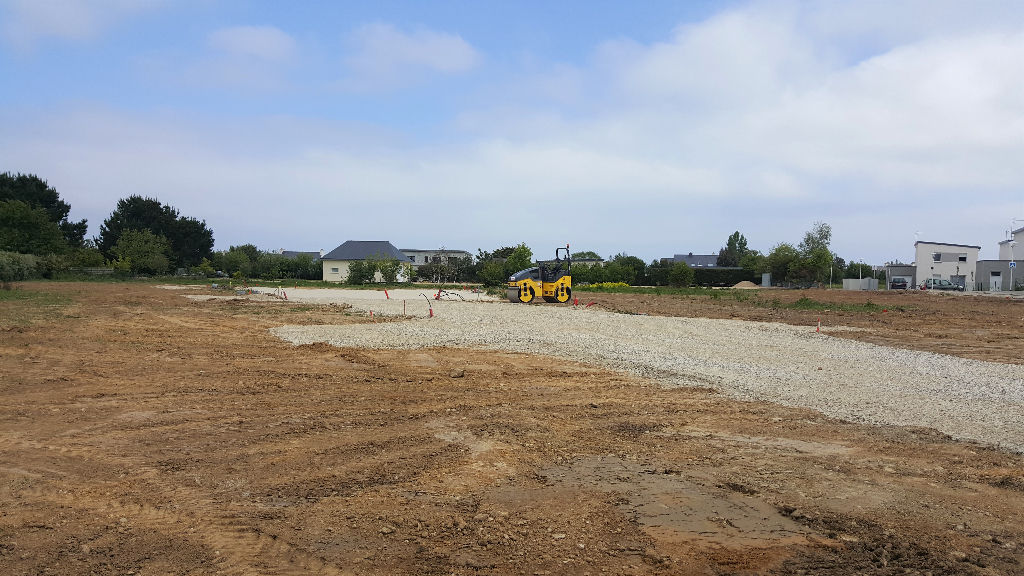 Terrain de 368 m2 CARANTEC - Constructible et libre de constructeurs