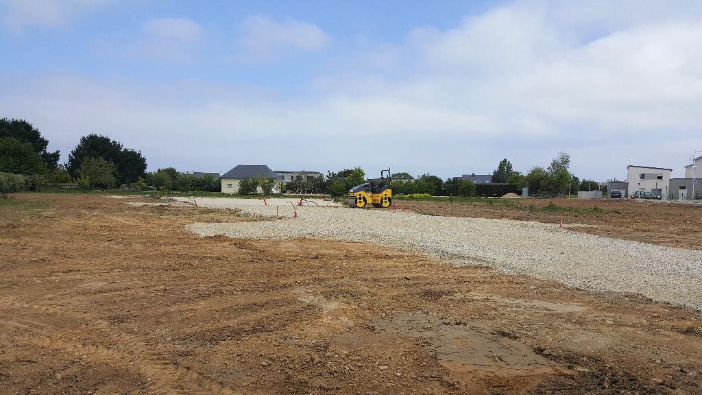 Terrain de 298 m2 CARANTEC - Constructible et libre de constructeurs