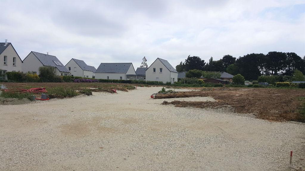 Terrain de 561 m2 CARANTEC - Constructible et libre de constructeurs