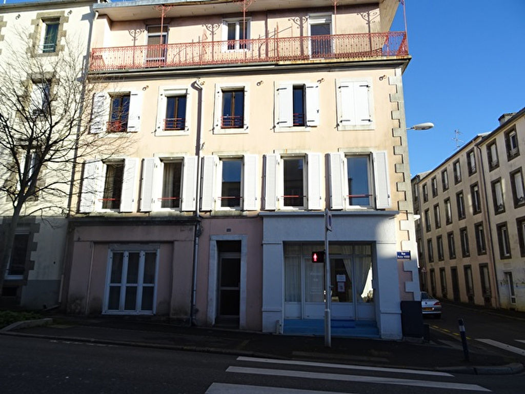 VENDU EXCLUSIVITE  BREST    SAINT MICHEL    APPARTEMENT T5    98 M²