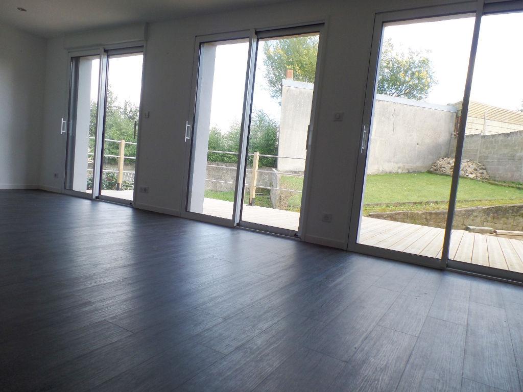 A VENDRE BREST ST MARC MAISON T5 120 m2 JARDIN 668 M² SUPERBE RENOVATION