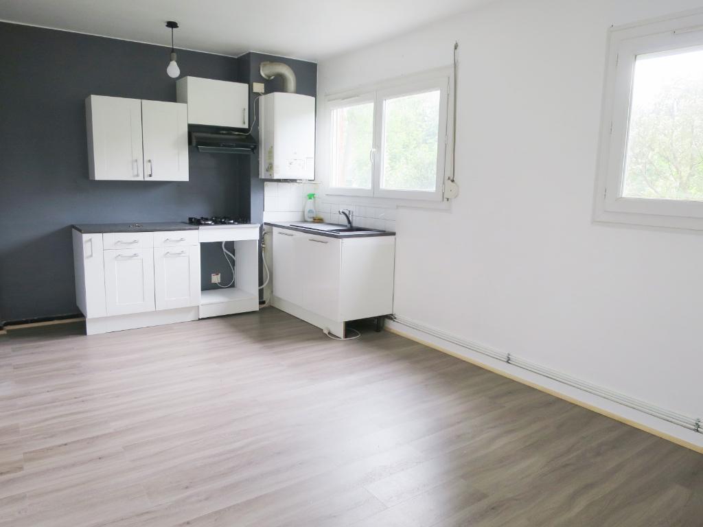 A LOUER BREST BELLEVUE Appartement Brest 2 pièce(s) 41.32 m2