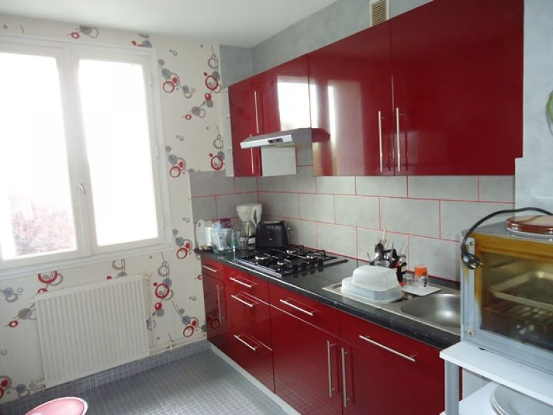 LOCATION - BREST - DOURJACQ - APARTMENT T3 - 55.67 M ² - RENOVATED - NEAR AND GIANT Kerichen""