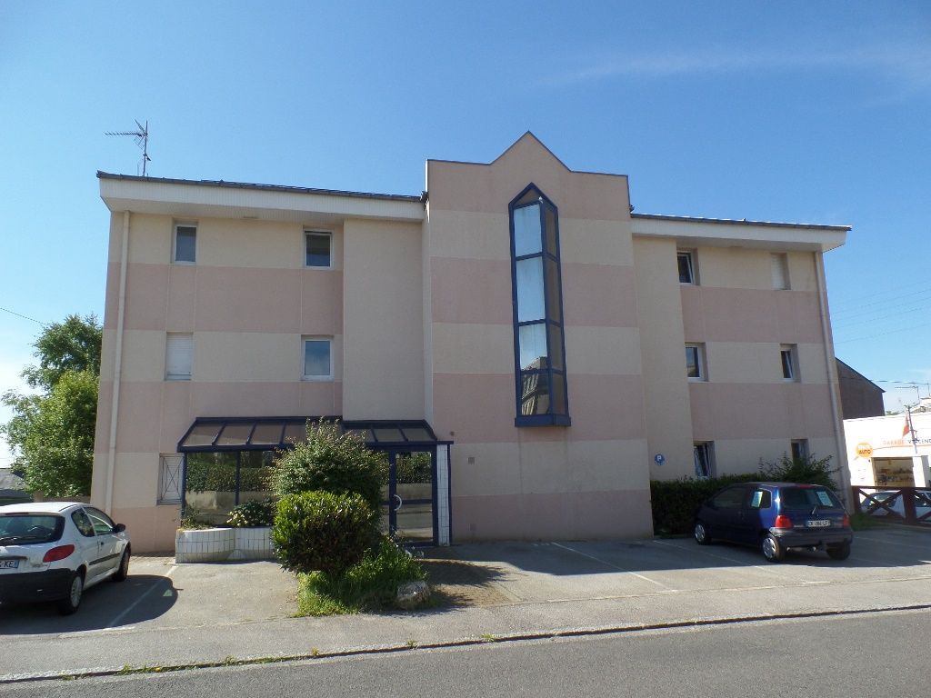 VENDU   EXCLUSIVITE    BREST    SAINT MARC    STUDIO    22M²    JARDIN PRIVATIF      PARKING PRIVATIF