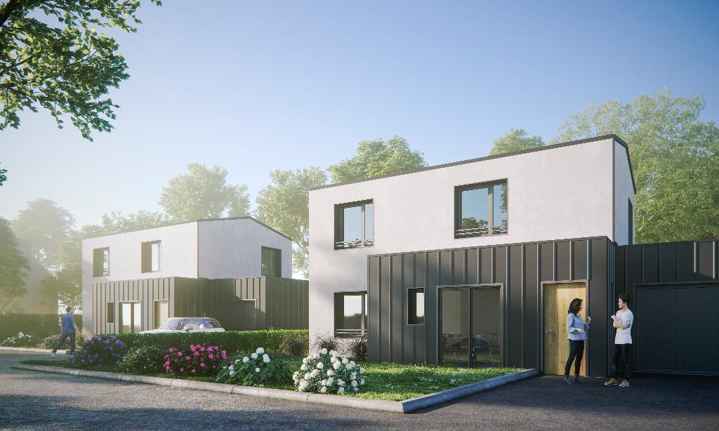 PROGRAMME NEUF - BREST GUIPAVAS - Maison T5