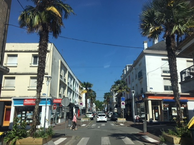 A VENDRE LORIENT CENTRE APPARTEMENT T2 de 37m² BIEN EXPOSE PARKING COMMUN