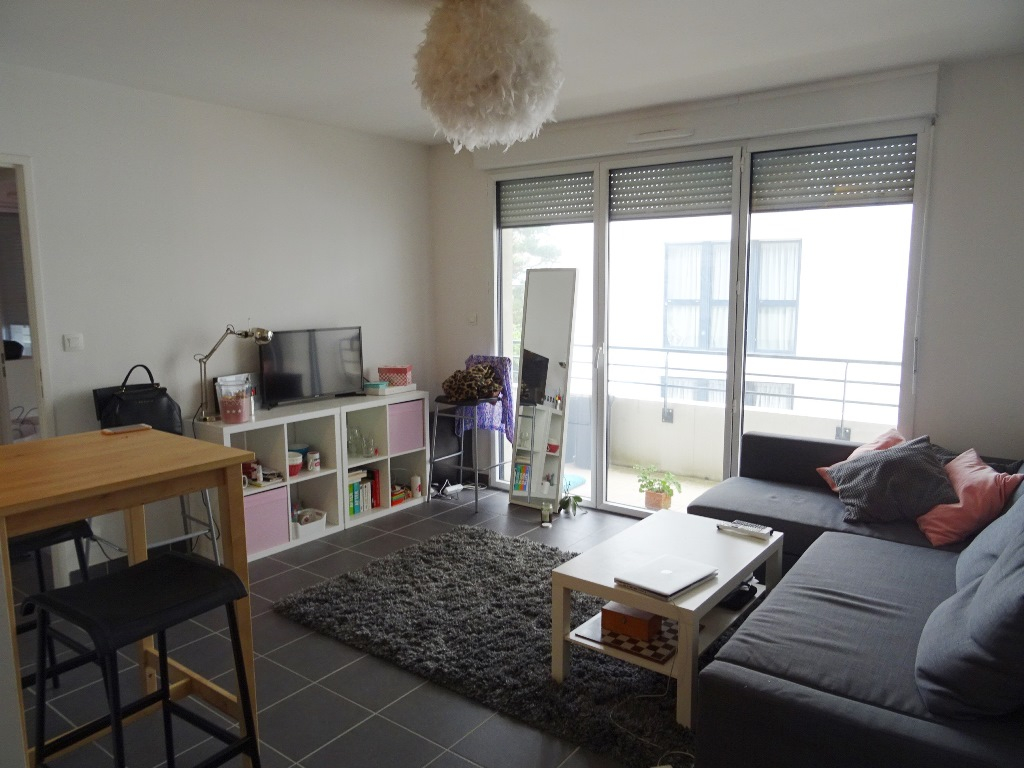 EN EXCLUSIVITE A VENDRE BREST SAINT MARTIN APPARTEMENT T3  57.93 m2  2 CHAMBRES   ASCENSEUR   BALCON   PARKING