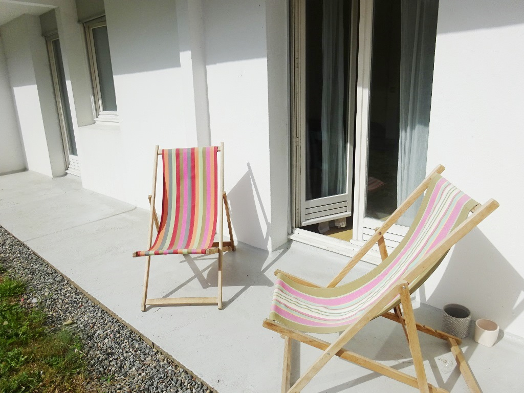 A VENDRE LORIENT LE TER APPARTEMENT T4 de 89m² TERRASSE 10m² PARKING PRIVE
