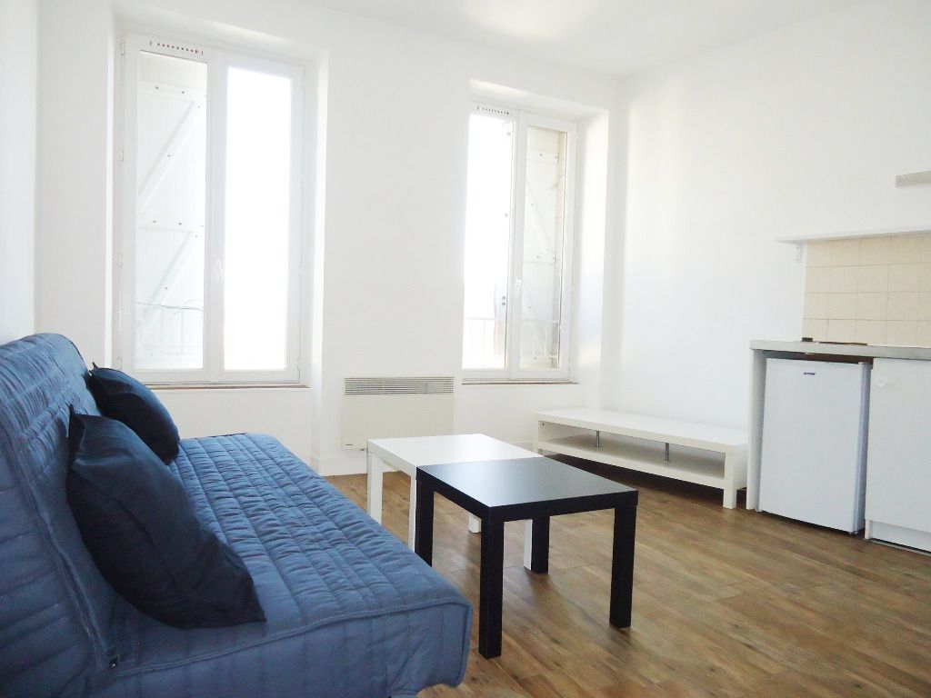 A VENDRE EN EXCLUSIVITE BREST RECOUVRANCE STUDIO 20 M² DERNIER ETAGE LOCATAIRE EN PLACE
