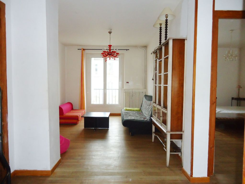 A VENDRE  BREST   SAINT MICHEL   APPARTEMENT  T3   62M²     2 CHAMBRES     ASCENSEUR