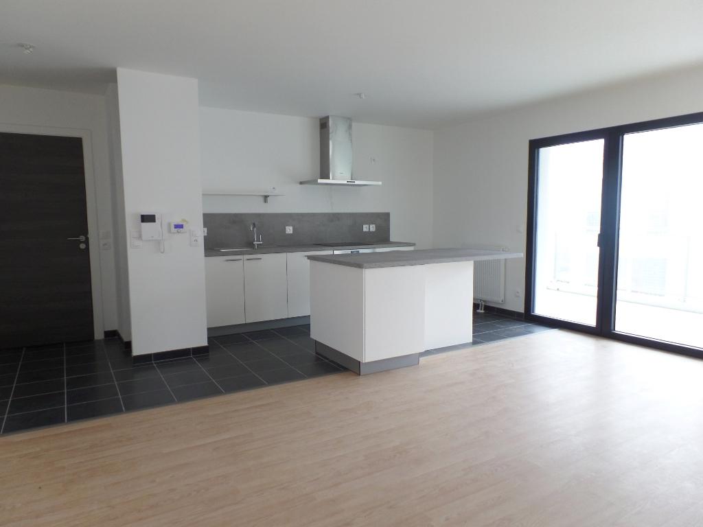 Appartement Brest 3 pièce(s) 70.25 m2