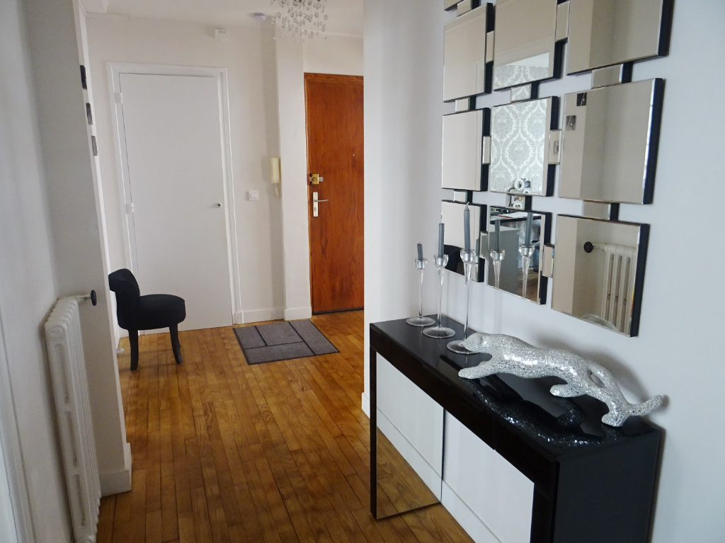 A VENDRE   BREST    LIBERTE    APPARTEMENT   T6    113M²    4 CHAMBRES    ASCENSEUR    PARKING
