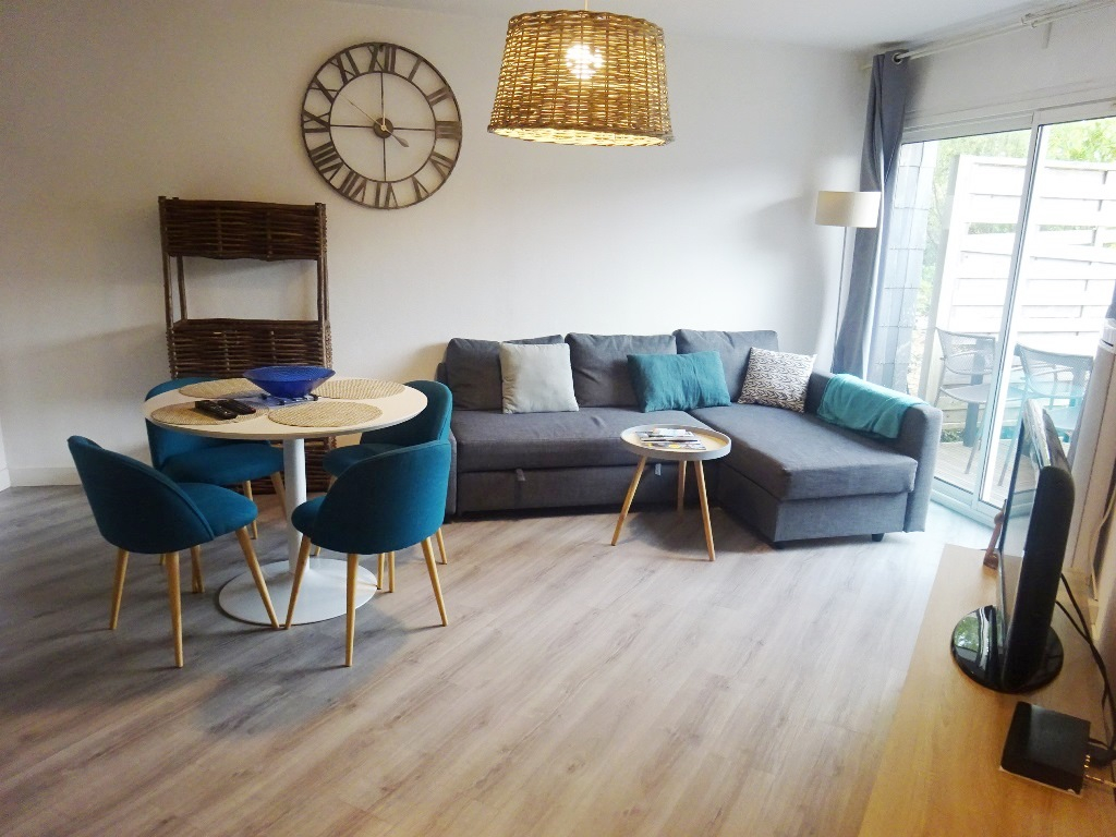 A VENDRE GUIDEL APPARTEMENT T2 de 37M² JARDIN  de 90m² ET PARKING PRIVE
