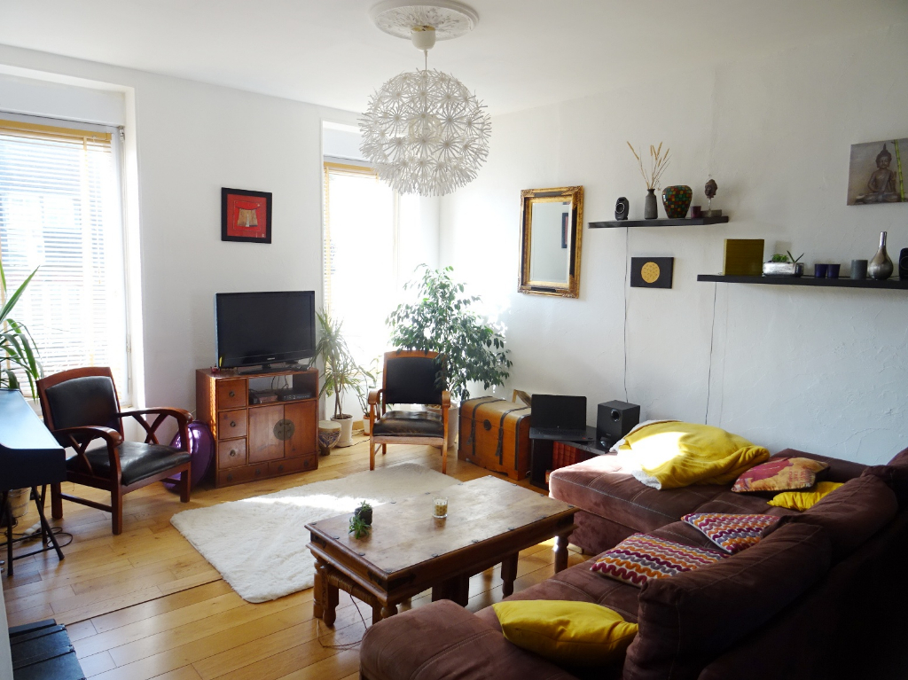 A VENDRE   BREST   SAINT-MICHEL   APPARTEMENT T3   77m²